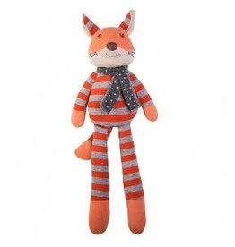 "Apple Park Frenchy Fox 14"" Plush Toy"