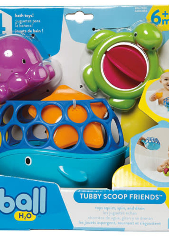Mary Meyer Oball Tubby Scoop Friends
