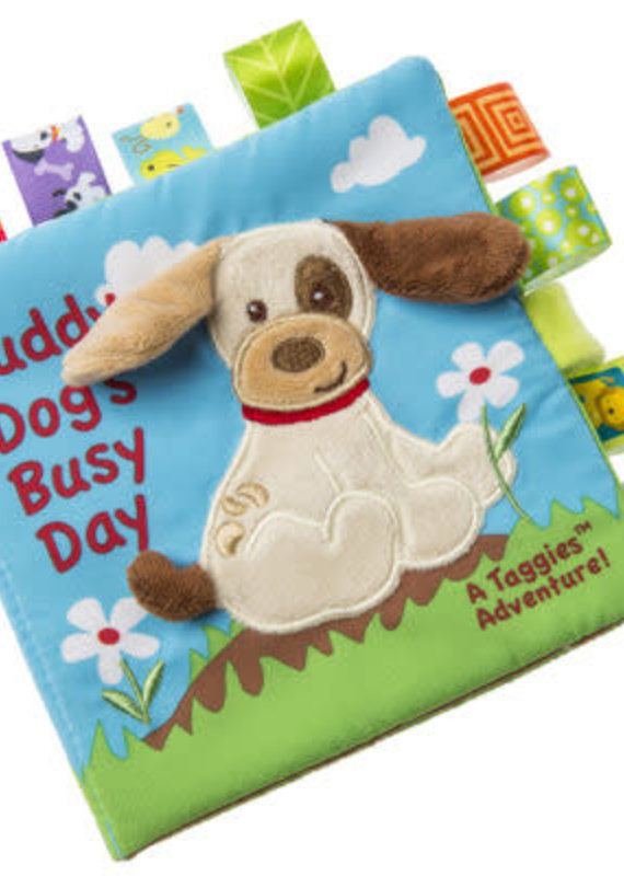 Mary Meyer Taggies Buddy Dog Soft Book