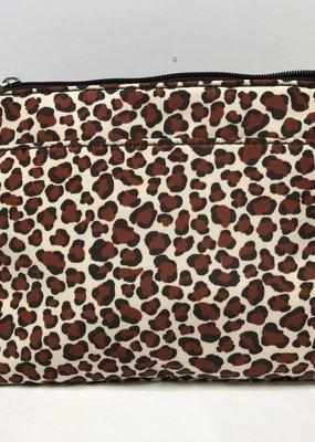 Kalencom Cheetah Diaper Clutch