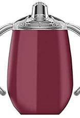 True North 8oz Sippy Cup-Maroon