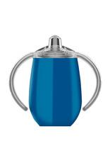 True North 8oz Sippy Cup-Sport Blue
