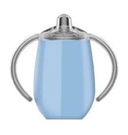 True North 8oz Sippy Cup-Lt Blue