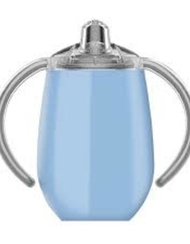 True North 8oz Sippy Cup-Lt Blue