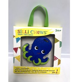 Bailey & Bentley LLC Silli Chews-Octopus