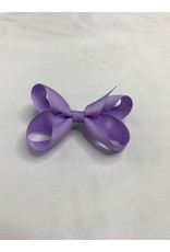 Beyond Creations Crossgrain Medium Bows-Purple