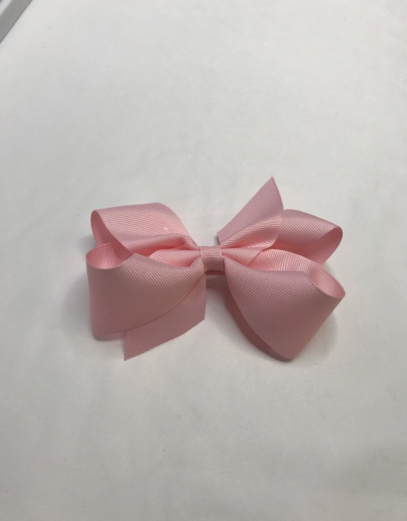Beyond Creations Crossgrain Large Bows-Light Pink