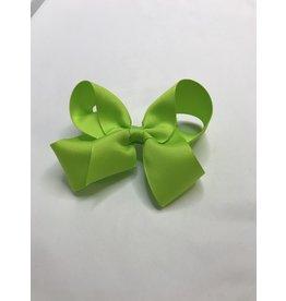 Beyond Creations Crossgrain Large Bows-Green