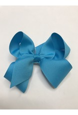 Beyond Creations Crossgrain Large Bows-Blue