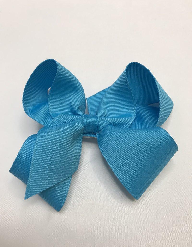 Beyond Creations Crossgrain Large Bows-Blue