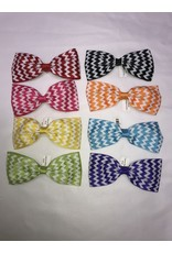 Haute Bows Chevron Medium Bow