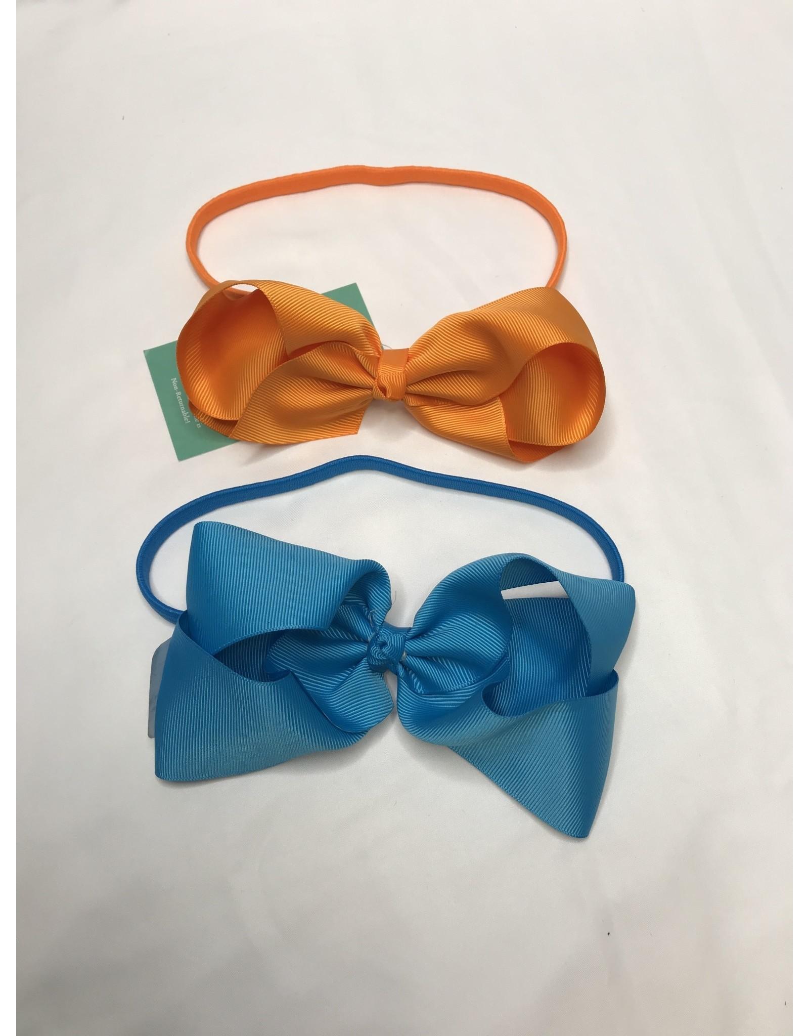 Haute Bows Elastic headband with bow