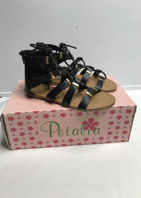 Josmo Shoes Black Sandal