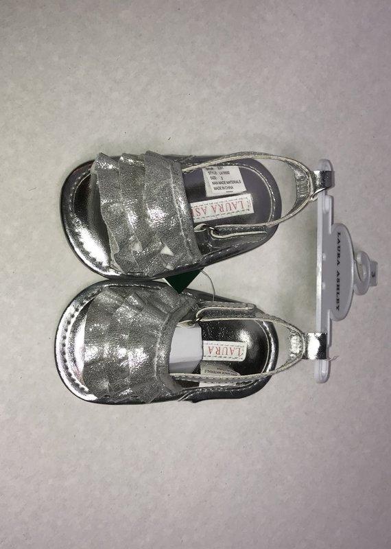 Josmo Shoes Silver Sandal