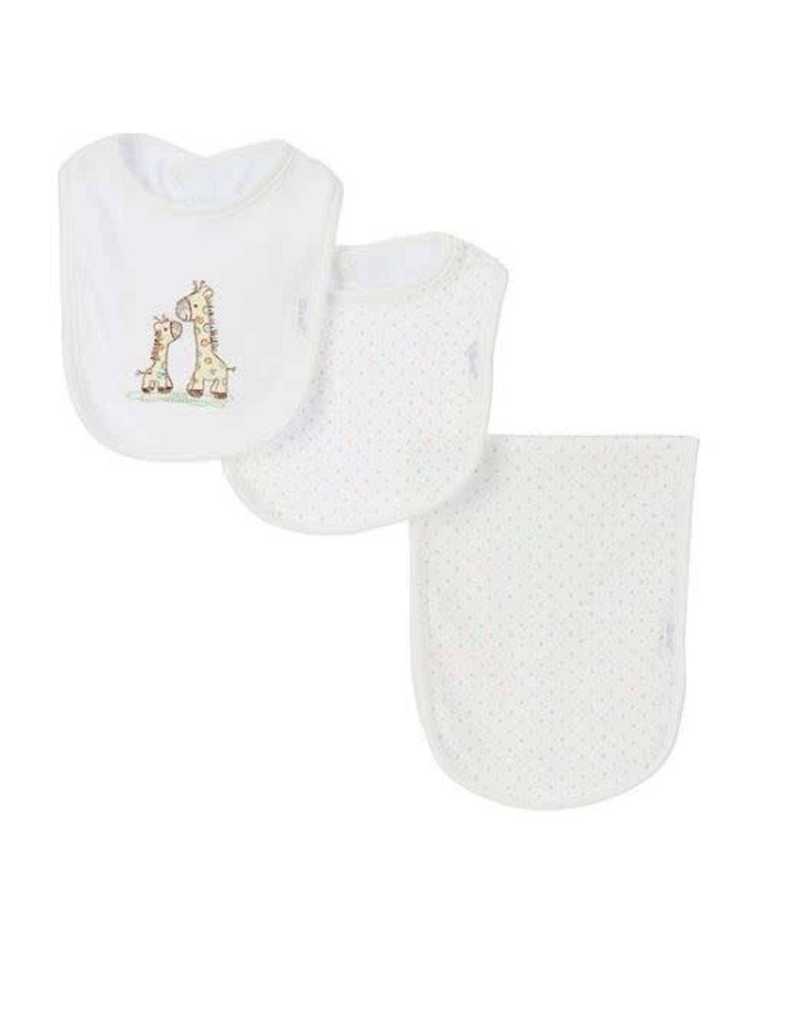 Little Me Giraffe Bib
