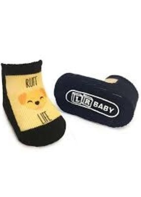 Living Royal Baby Sock- Ruff Life