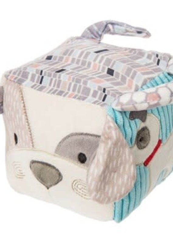 Mary Meyer Decco Pup Activity Cube