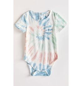 Z-Supply The Multi Color Tie Dye Onesie