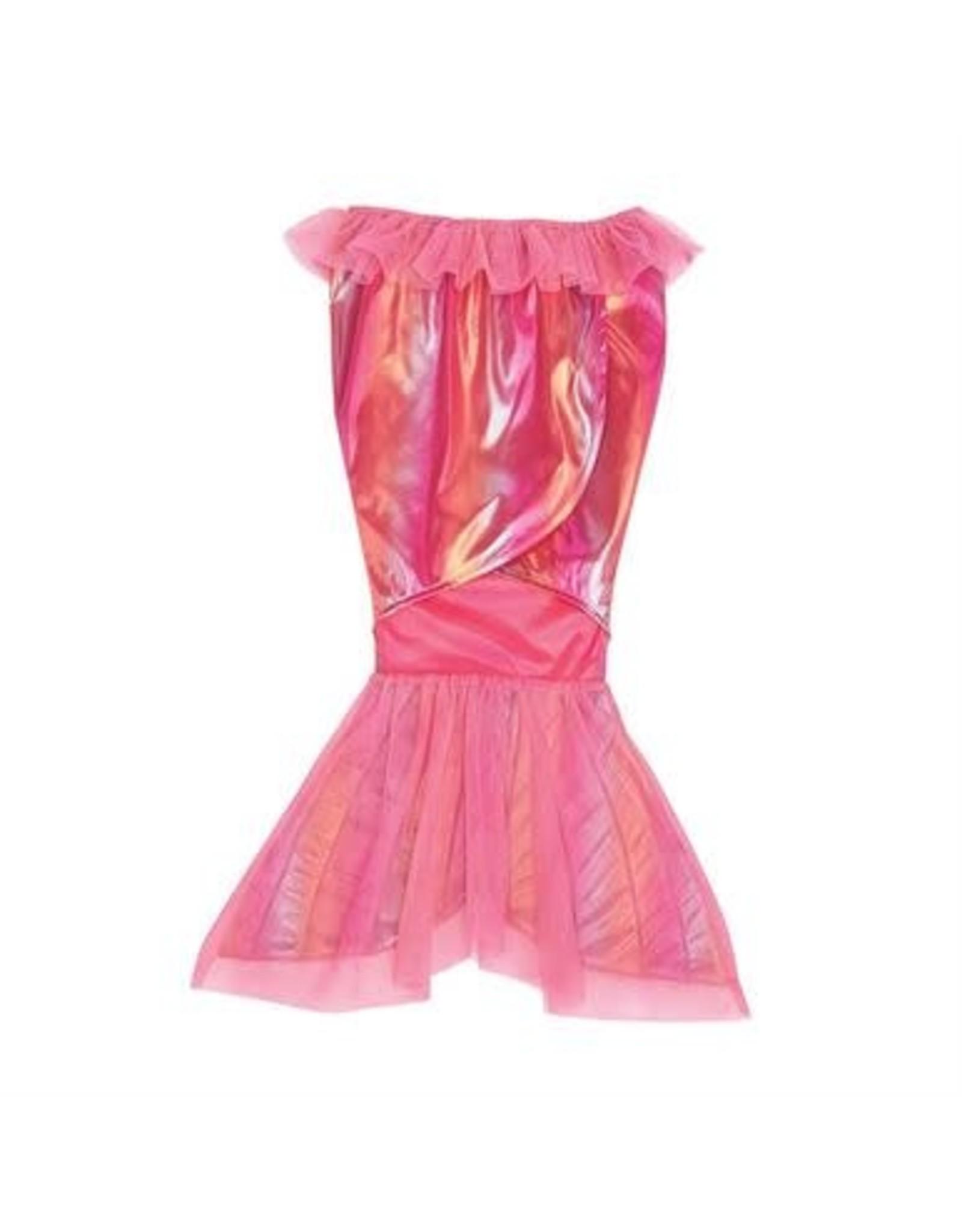Mud Pie Dress Up Mermaid Tail-Pink