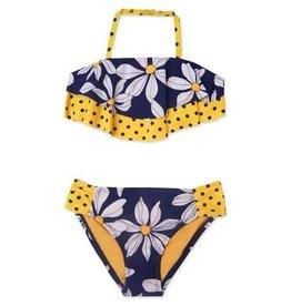 Malibu Design Group 2 Piece Daisy Bikini 4T