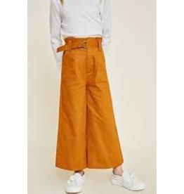Hayden Los Angeles Wide Leg Paperbag Trousers