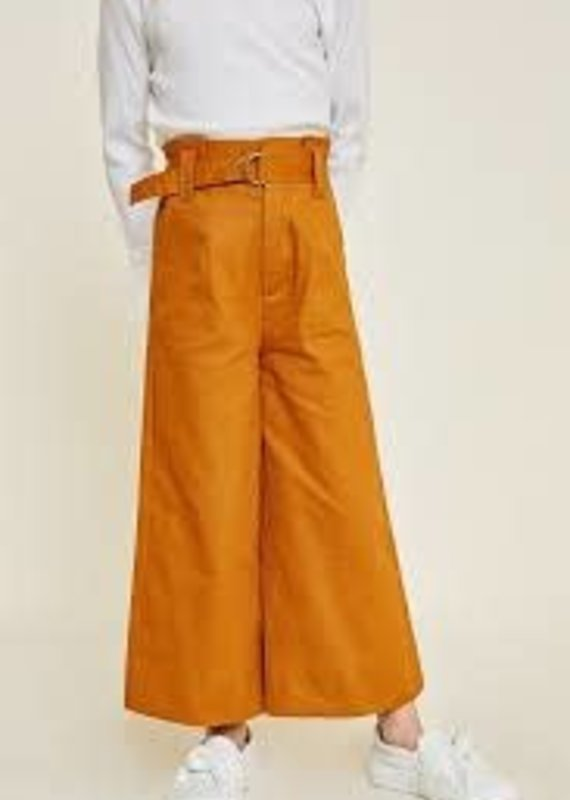 Hayden Los Angeles Wide Leg Paperbag Trousers