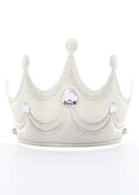 Little Adventures Princess Soft Crown-Silver
