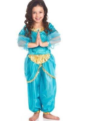 Little Adventures Arabian Princess Costume M