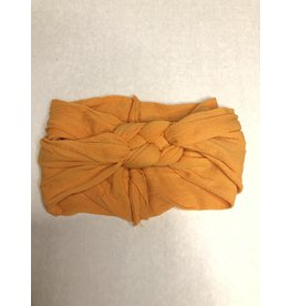 The Burlap Sack Braided Headband-Assorted