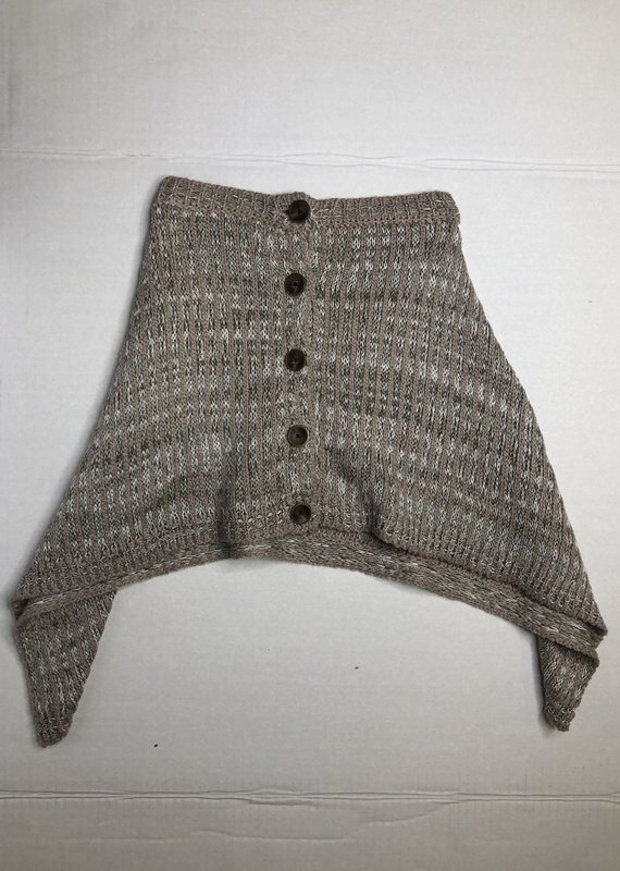 Simply Noelle Wayfarer Button Wrap Girls