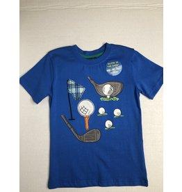 Global Tex Kids Golf Elements Tee