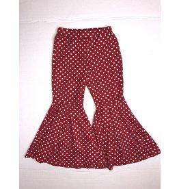 Turquoise Haven Red Polka Dot Belles