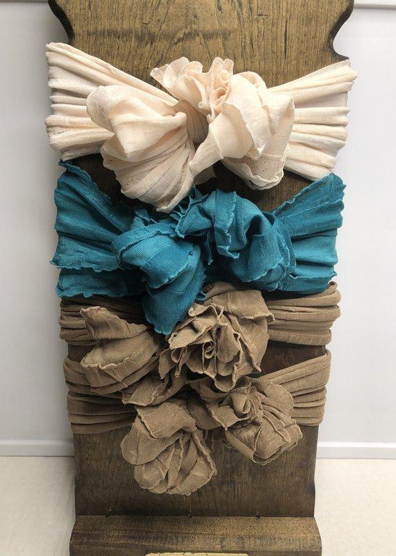 In Awe Couture Ruffle Headband