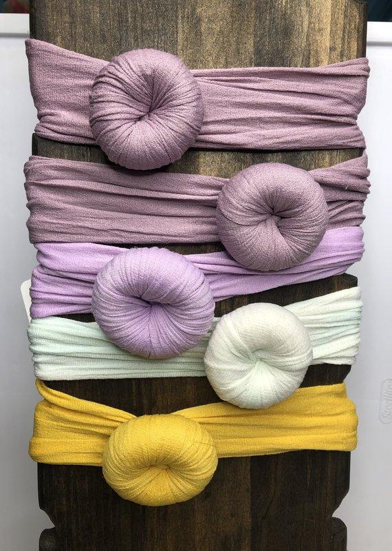 DH Gate Soft Turban Knot Headwraps
