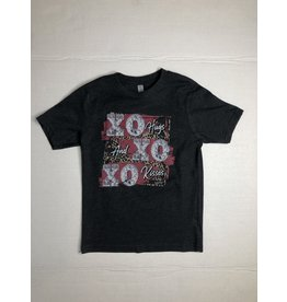 Rebel Rose XO Shirt