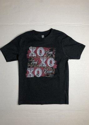 Rebel Rose XO Shirt