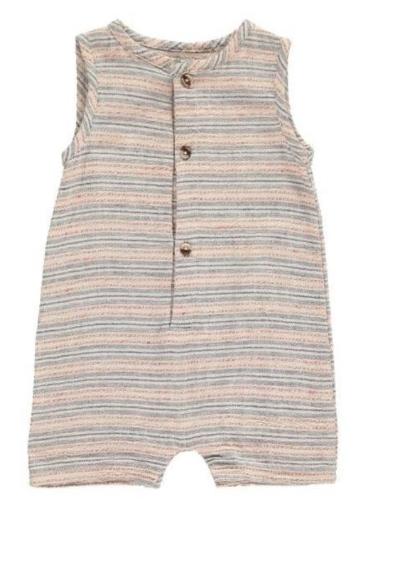 Me & Henry Woven Playsuit