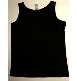 Jerell Clothing Company Double Scoop Neck Tank
