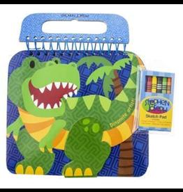 Stephan Joseph Sketch Pad: Dinosaur
