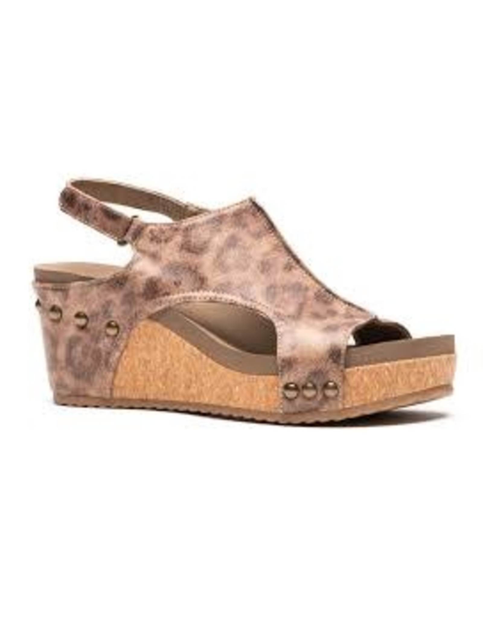 Corky's Carley Distressed Leopard