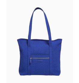 Vera Bradley Iconic Vera Tote-Gage Blue