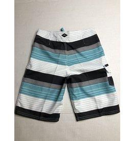 O'Neill Sportswear Santa Cruz Stripe-Turq