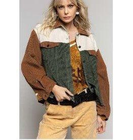POL Irresistible Corduroy Jacket
