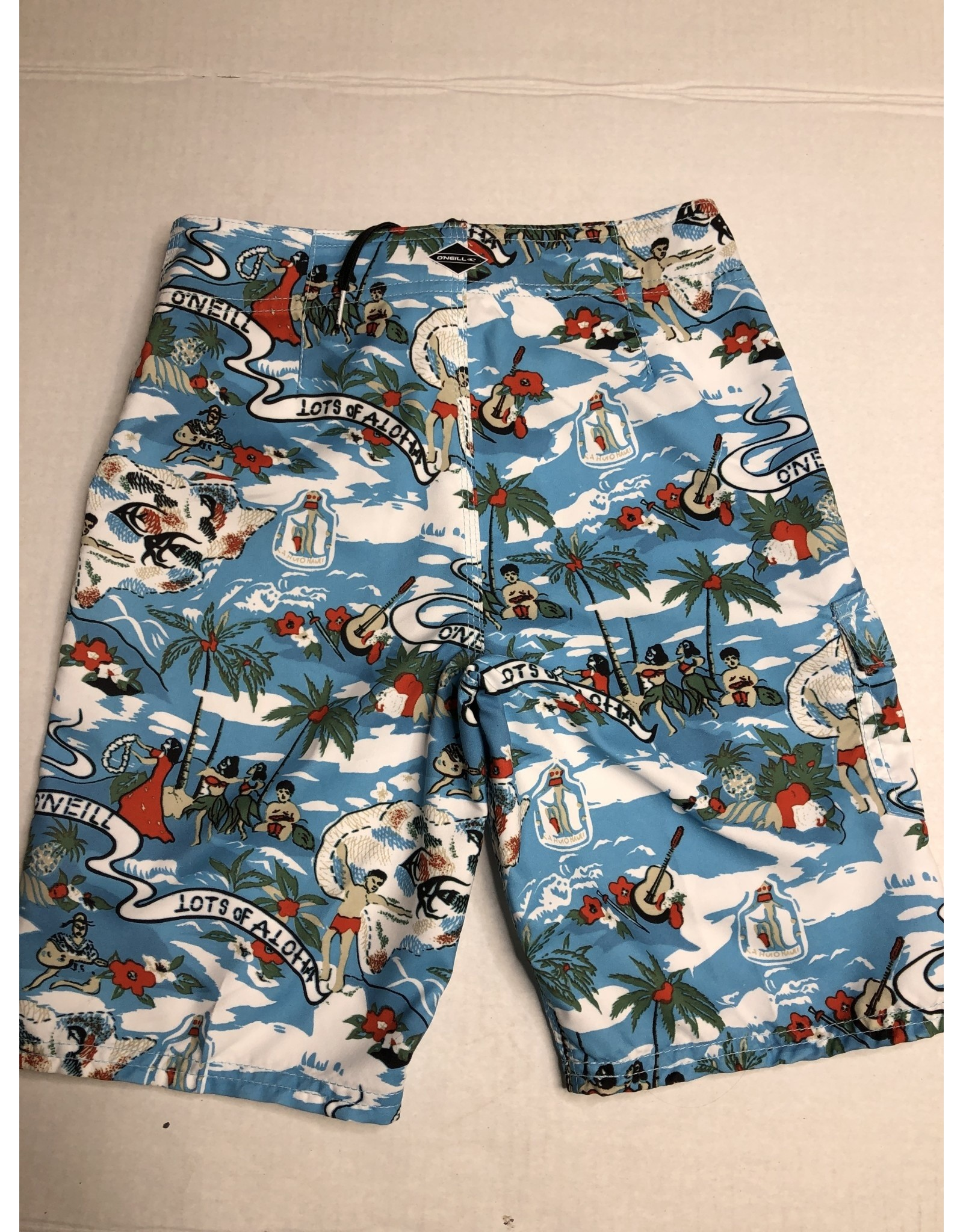 O'Neill Sportswear Hawaiian Swim Trunks