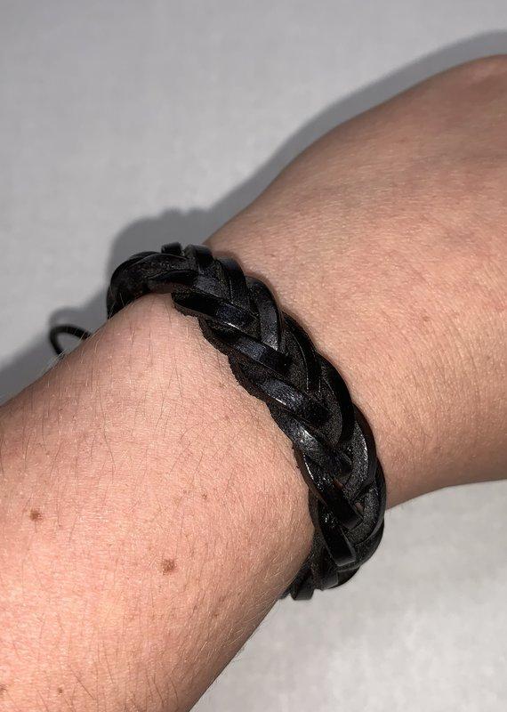 Mad Style Oakland Leather Bracelet