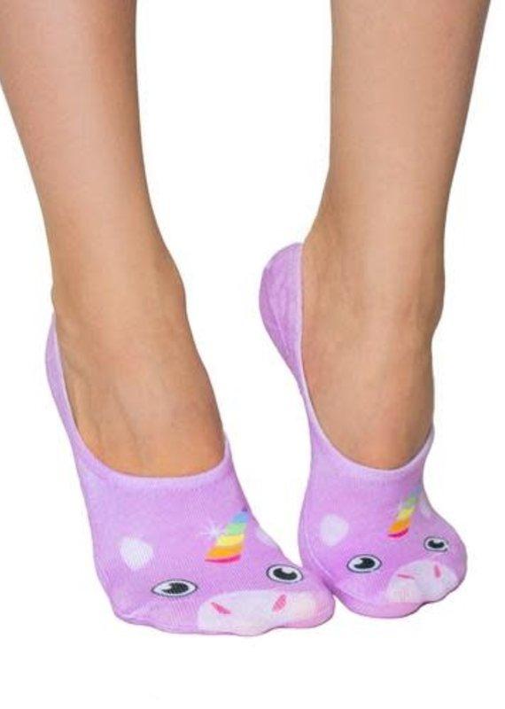 Living Royal Liner Sock-Unicorn