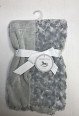 Rose Textiles Curly Plush Blankets