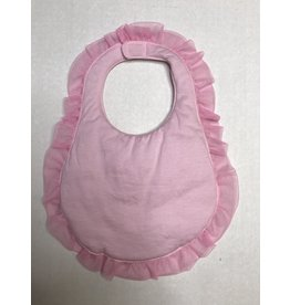 Coconut Creations Pink Tulle Bib
