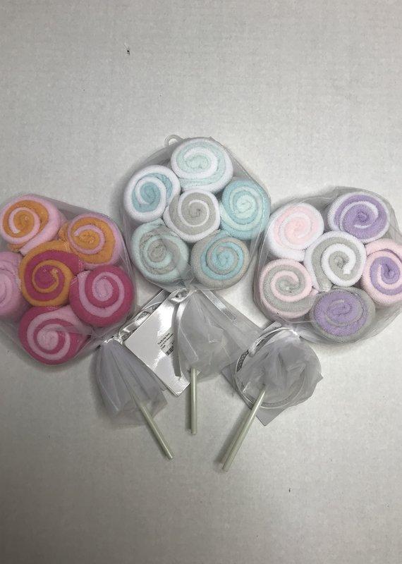 Rose Textiles Loli 12 Pk Washcloth