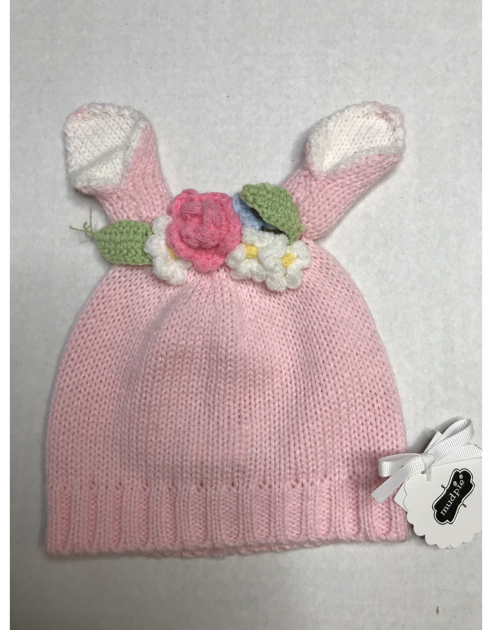 Mud Pie Knit Bunny Hat
